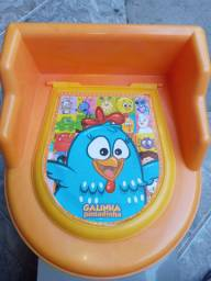Troninho galinha pintadinha