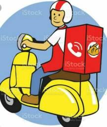 Vaga para motoboy delivery