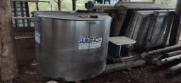 Resfriador de leite sulinox 1500 litros