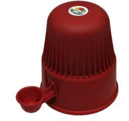 Bebedouro Raças Pequenas Vermelho