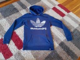 Jaqueta moletom Adidas original