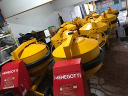 Vendo betoneira profissional MENEGOTTI RENTAL SEMI NOVA