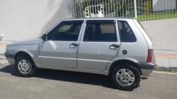 Fiat uno Mille economy, 2013, com ar condicionado, interesso