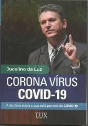livro Covid-19 de Jucelino Luz