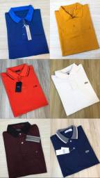 Camisas Gola Polo Marcas Diversas