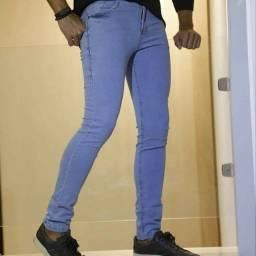 Calças e bermudas jeans, entregas em toda Campina Grande