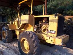 Pá Carregadeira Cat 930R Ano 1986