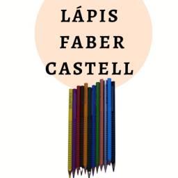 12 Lápis Faber Castell