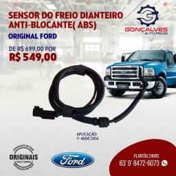 SENSOR DO FREIO DIANTEIRO ANTI-BLOCANTE(ABS) ORIGINAL FORD