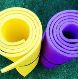 Tapete Yoga Fitness Esporte 2x1x10mm