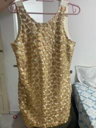 Título do anúncio: Vendo vestido Tam M