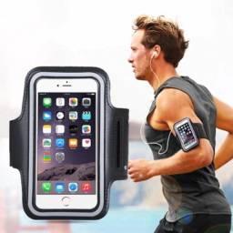 Suporte de celular para exercícios