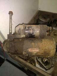Motor partida opala 6 cilindros