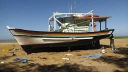 Título do anúncio: Vendo barco de arrasto de camarão