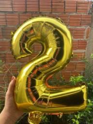 Balão metalizado