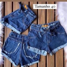 Shorts Jeans PROMOÇÃO