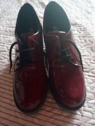 Kit roupas e sapatos