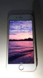 Título do anúncio: Iphone 6s 128gb Rose(leia a descrição)
