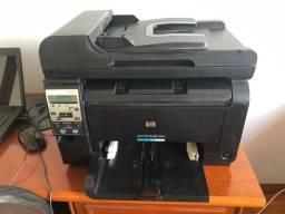 Impressora HP LASERJET color
