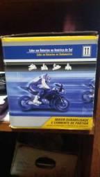 Título do anúncio: Bateria !OFERTA PRA LEVAR LOGO! Bateria de Moto . MV11DE semi nova. Teste na hora. Xj6