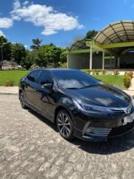 Título do anúncio: Corolla XRS preto 2.0