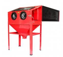 Cabine para Jateamento com Pé Longo 220L - Strom