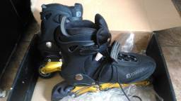 Patins Oxer Speed 7000 - In Line -  ABEC 7 - Tamanho 42