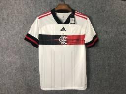 Promoção Camisa Time Flamengo II 20/21 - Manto - Camisa