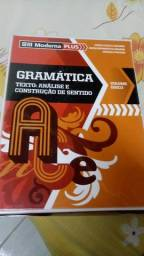 Título do anúncio: Gramática moderna plus