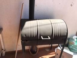 Churrasqueira tambor