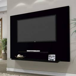 Painel TV 43 Polegadas Preto Novo