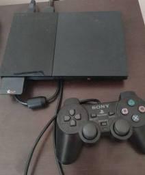 Título do anúncio: PS2 pra vender Rapidão