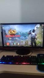"Monitor Gamer AOC  75Hz  21,5"""