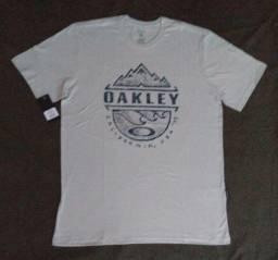 Camisa Oakley Bicoastal Tee Tam-GG (original / novo)