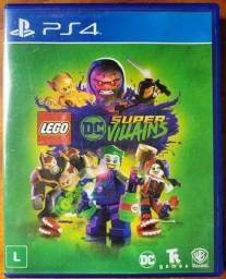 Título do anúncio: Lego DC Super Villains Ps4