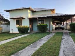 Título do anúncio: Casa com 2 dormitórios à venda, 150 m² por R$ 400.000,00 - Jaconé (Sampaio Correia) - Saqu