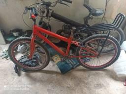 Vendo troco bicicleta por celular