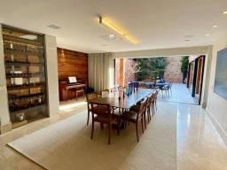 Título do anúncio: Casa com 6 quartos à venda por R$ 5.600.000 - Belvedere - Belo Horizonte/MG