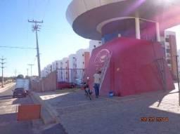 Apartamento com 2 dormitórios para alugar, 55 m² por R$ 1.000,00 - Santa Isabel - Teresina