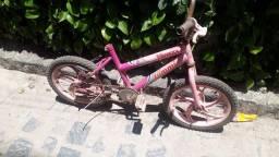Título do anúncio: Bicicleta  infantil aro 15