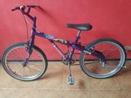 Título do anúncio: Bicicleta infantil aro 20