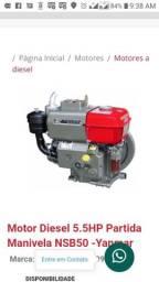 Motor nbs 50 com partida eletrica