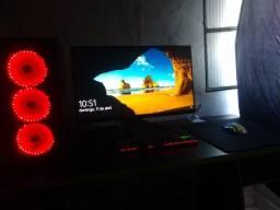 Título do anúncio: PC gamer ( Com 1 ano e meio de uso)