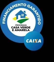 Título do anúncio: W ->Cadastro CASA VERDE & AMARELA  #Financiamento *Facilitado