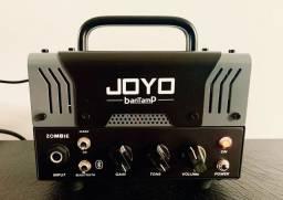 Mini Cabeçote Amplificador guitarra Joyo Bantamp Zombie