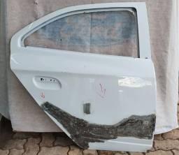 Porta Traseira Original Chevrolet Onix E Prisma 2013 Até 2019 Lado Direito