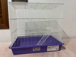 Gaiola Castelo Hamster