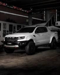 Título do anúncio: Ford Ranger Limited 2020, diesel, kit Raptor