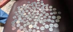 Título do anúncio: Vende-se coleção de moedas antigas