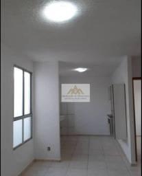 Apartamento com 2 dormitórios à venda, 44 m² por R$ 160.000,00 - Jardim Manoel Penna - Rib